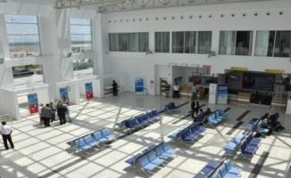 Iğdır Havalimanı istatistikleri açıklandı