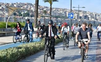 İzmir'de Hareketlilik Haftası etkinlikleri başlıyor