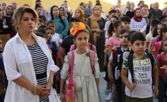 Kızıltepe'de 75 bin öğrenci ders başı yaptı