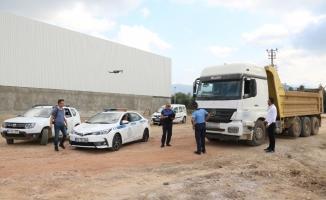 Kocaeli'de kaçak hafriyata 39 milyon 969 bin TL ceza kesildi