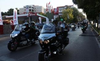 Kuşadası motosiklet karnavalı devam ediyor