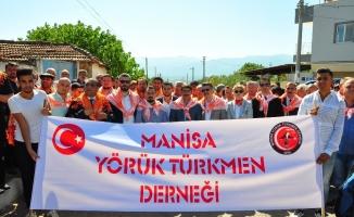 Manisa'da 3. Geleneksel Bağbozumu Yörük Kültür Şöleni düzenlendi