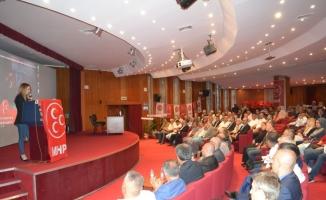 """MHP'den """"12 Eylül Ülkücü Şehitlerini Anma"""" paneli"""