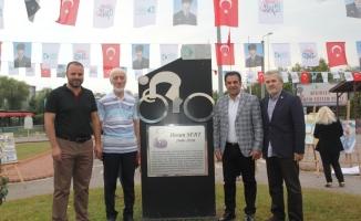 Milli bisikletçi Hasan Sert İzmit'te anıldı