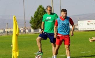 Nevşehir Belediyespor, Teknik Direktör Ergün Aytekin ile yollarını ayırdı