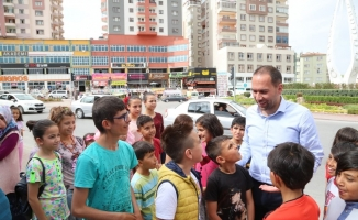 Niğde Belediye Başkanı Özdemir İlköğretim Haftasını kutladı