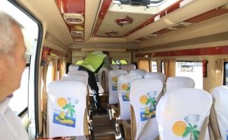 Niğde Belediyesi Trafik Zabıta Okul Servislerini Denetledi