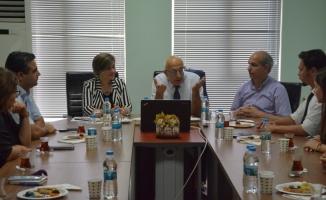 Sağlık Hizmetleri MYO Akademik Kurul Toplantısı gerçekleştirildi
