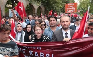 Şanlıurfalı kadınlardan Diyarbakır annelerine destek