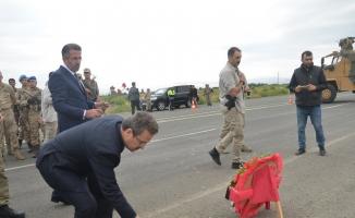 Şehit polisler için anma programı düzenlendi