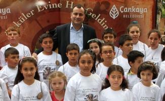 Sesli çocuk kitapları 172 bin çocuğa ulaştı