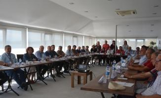Sinop'ta CHP'li meclis üyeleri eğitim aldı