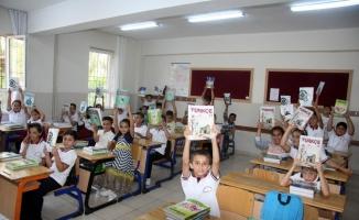 Suriyeli 1500 öğrenci konteyner kentte eğitim görmeye başladı