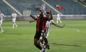 TFF 1. Lig: Hatayspor: 0 - Fatih Karagümrük : 0