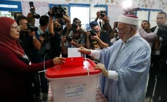 Tunus'ta halk cumhurbaşkanı seçimi için sandık başında
