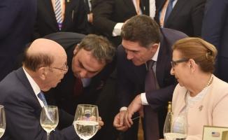 Türk ve ABD'li Ticaret Bakanlarına Ağrı daveti