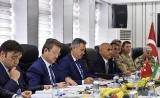 Türkiye ve İran Heyetleri 90. Alt Güvenlik Komite Toplantısı için bir araya geldi