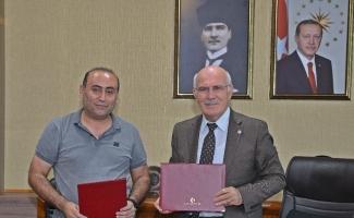 Uşak Üniversitesi DTS Merkezi yeni bir işbirliği protokolü imzaladı