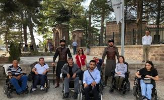Yılda milyonlarca kişi ziyaret ediyor ama engelliler giremiyor