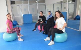 Yunusemreli kadınlar sağlıklı yaşamla tanıştı