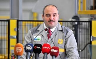 """Bakan Varank: """"Ülkemizde ilk defa alüminyum motor bloğu üretilecek"""""""