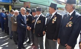 """Başkan Davut Aydın: """"Şanlı Türk ordusu dünyaya yayılacak olan Barış Pınarlarını açtı"""""""