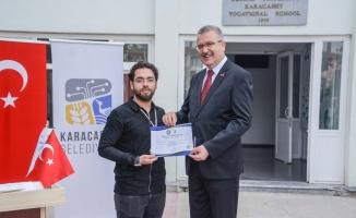Başkan Özkan, üniversite öğrencilerine Karacabey'in değerlerini anlattı