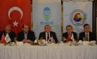 """BTB Başkanı Matlı: """"Ekonomimizi güçlendirerek Mehmetçiğimizin yanında olmalıyız"""""""
