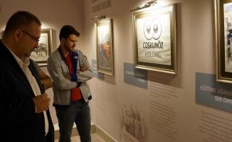 CEV, 'Eğitime ve Üretime Adanmış Bir Ömür' sergisi ile ziyaretçilerini bekliyor