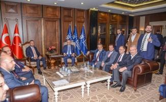 Gençlik ve Spor Bakanı Kasapoğlu'ndan Karacabey'e yatırım müjdesi