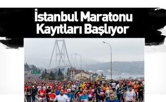 İstanbul Maratonu Kayıtları Başlıyor