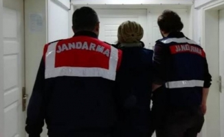Jandarmadan propaganda operasyonu: 6 gözaltı