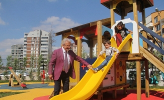 """Nilüfer Belediyesi """"Burak Berk Kreşi""""ni hizmete açtı"""