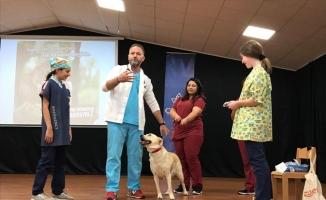 Osmangazi Belediyesi öğrencilere hayvan sevgisi aşıladı