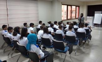 Osmangazili judoculara motivasyon eğitimi