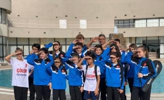 Squash'ta Türkiye birincisi Bursa'dan