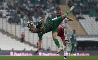 TFF 1. Lig: Bursaspor: 2 - Ümraniyespor: 1 (Maç sonucu)