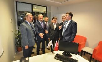 Türk Eximbank İrtibat Bürosu Açıldı