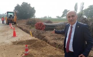 Yenişehir'in kırsal mahalleleri doğalgaza kavuşacak