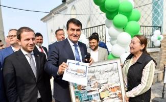 Yiğitali Hizmet Binası açıldı