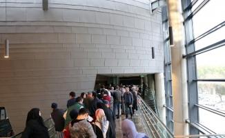 Yüzbinler Fetih Müzesi'ne akın etti