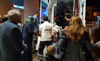 Zehirli mantar 10 kişiyi hastanelik etti