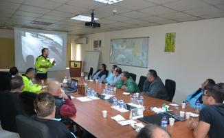 BESAŞ'ta güvenli trafik eğitimi