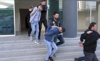 Bursa'da narkotik operasyonu: 17 gözaltı