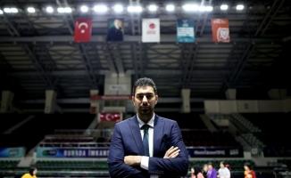 """Bursaspor Genel Menajeri Nedim Yücel: """"Bu sezonun en önemli maçına çıkacağız"""""""