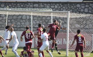 İnegölspor-Başkent Akademi: 1-1