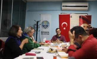 Kitap tutkunları Mudanya'da edebiyatla buluştu