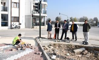 Mahmudiye Mahallesine 30 Araçlık Otopark