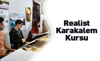 Realist Karakalem Kursu
