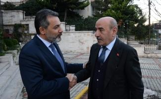 BTSO İnşaat Konseyi Bakan Yardımcısı Mücahit Demirtaş'ı ağırladı